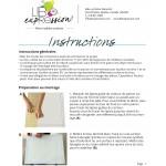 PATRON DE COURTEPOINTE ARTISTIQUE avec photos couleurs, FREE SHIPPING/ choisir cuillette en magasin pour la livraison par la poste gratuite