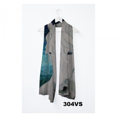 IF I WAS AN ANGEL VIVIENNE  SCARF 304VS
