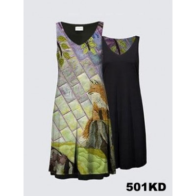 LE RENARD ET L'OISEAU Kate Dress  501KD