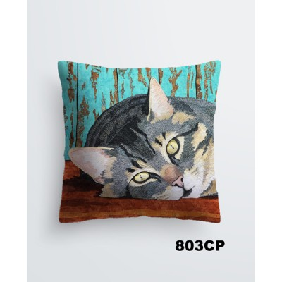 """""""CAUGHT NAPPING"""" COUSSIN PABLO 803CP"""