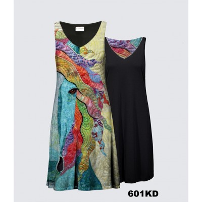 COMMENT VOIS-TU LA VIE Kate Dress  601KD