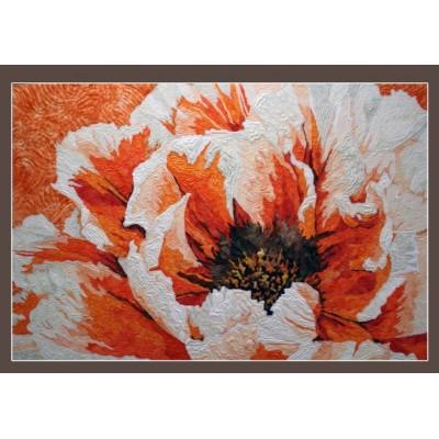CARTE D'ART TEXTILE (CA011), LIVRAISON GRATUITE/Choisir Cueillette en Magasin