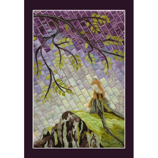 ONE OF A KIND ART CARD (CA016), FREE SHIPPING/Select Pickup from Store